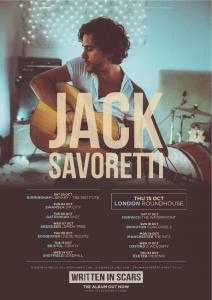 Jack Savoretti Tour 2015