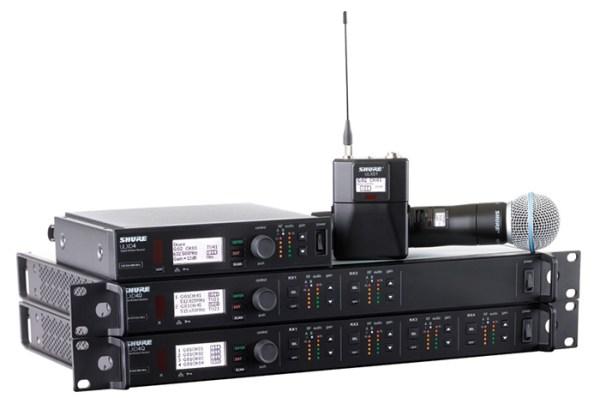 ULX-D Wireless System