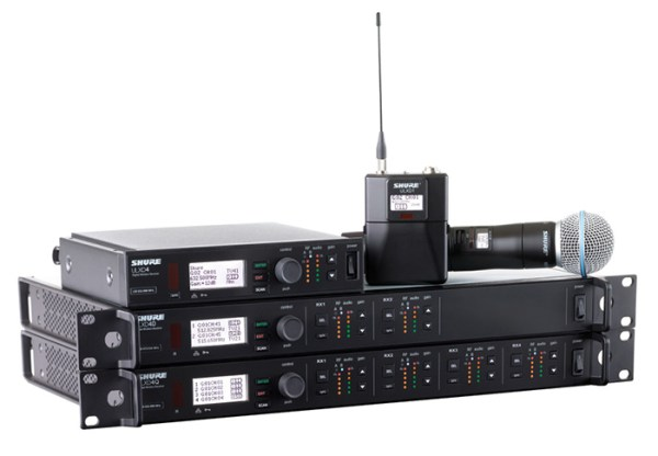 ULX-D Wireless System