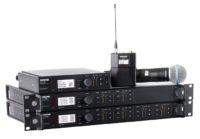 Shure Digital Wireless System