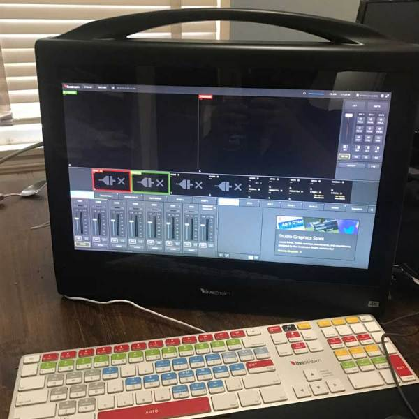 Livestream Studio HD550 Switcher