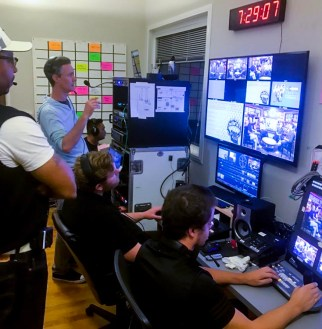 Talkshow crew | Technical Director | Audio