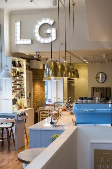 London Grace interiors: Putney high street