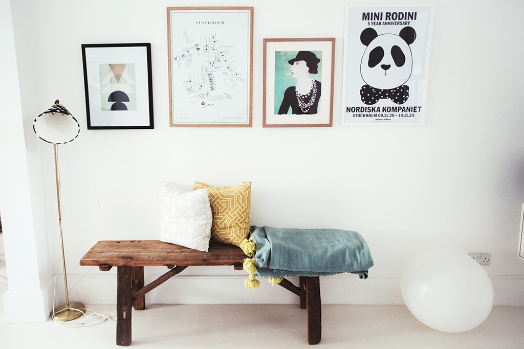 At home with Gabrielle Spang of Scandi Mini