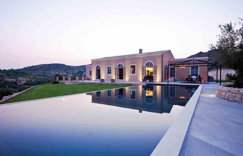 Sicily holiday villa