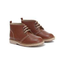 Nappa Desert Boots £46; lacoquetakids.com