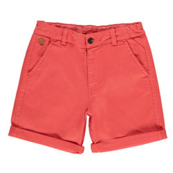 Cotton Twill Shorts £48; scandimini.co.uk