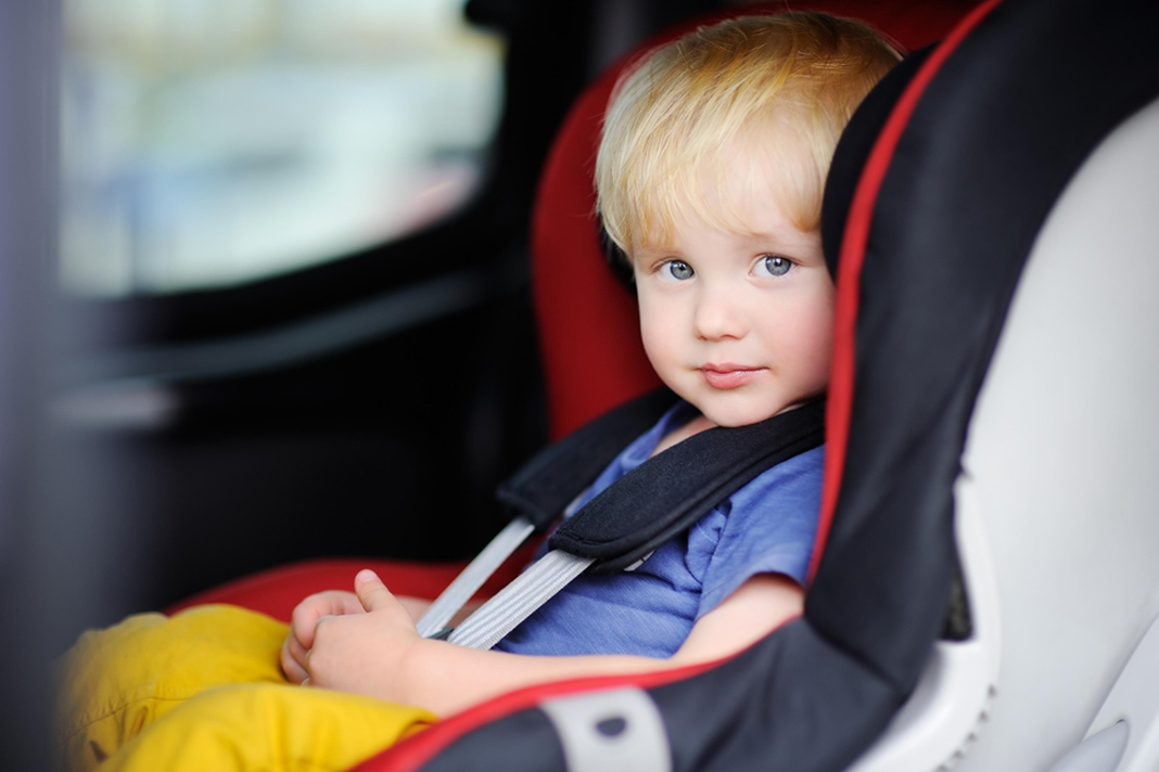 choosing a child's car seat
