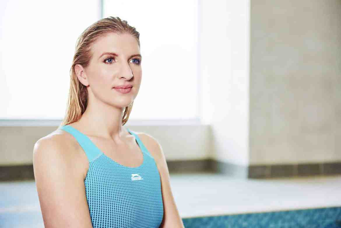 Rebecca Adlington Swimming Lesson