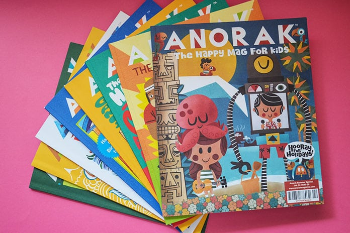 Anorak and Dot