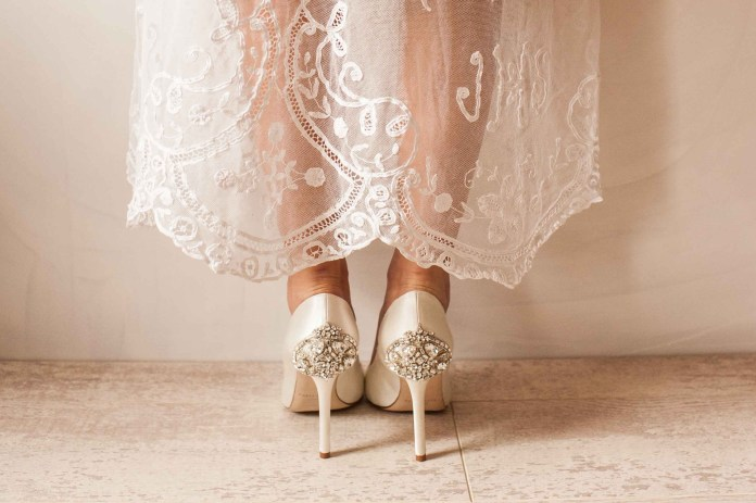32af7c5a52c British craftsmanship  Shoemaker Freya Rose - Absolutely Weddings