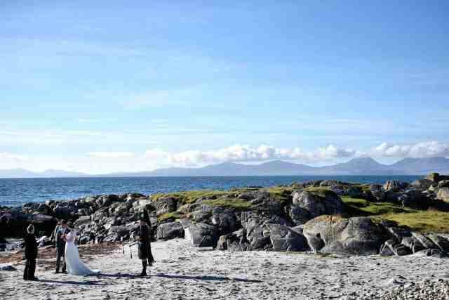 CREAR Romantic Beach Wedding Copy 2