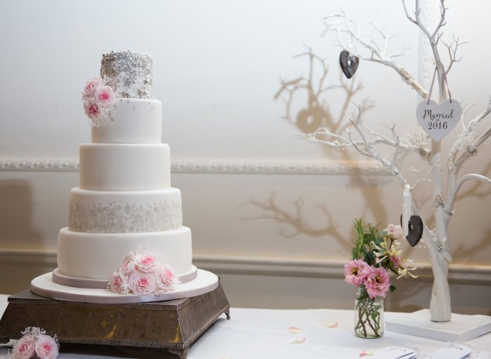 Sweet paradise: eight favourite designer wedding cakes