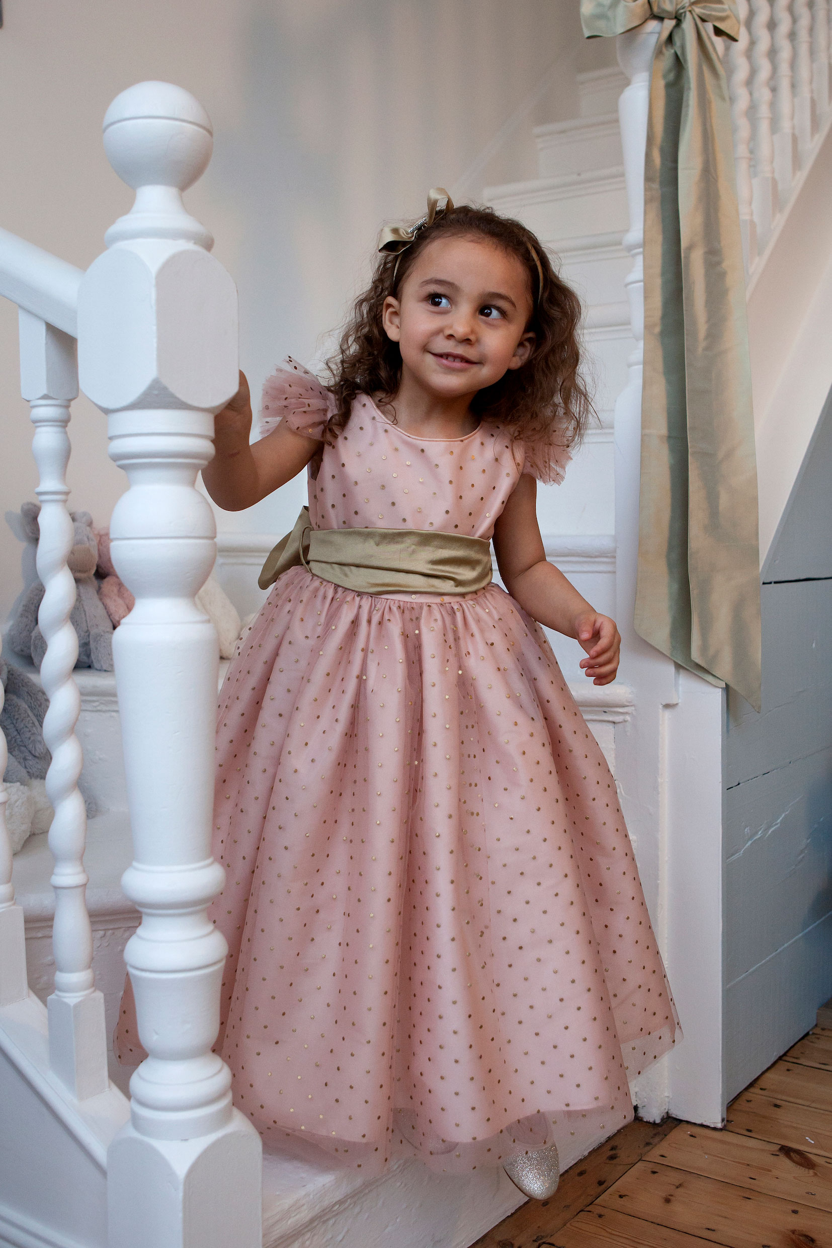 bridesmaid dresses for young bridesmaids