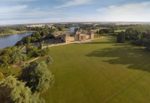 Wedding venues: grand country houses