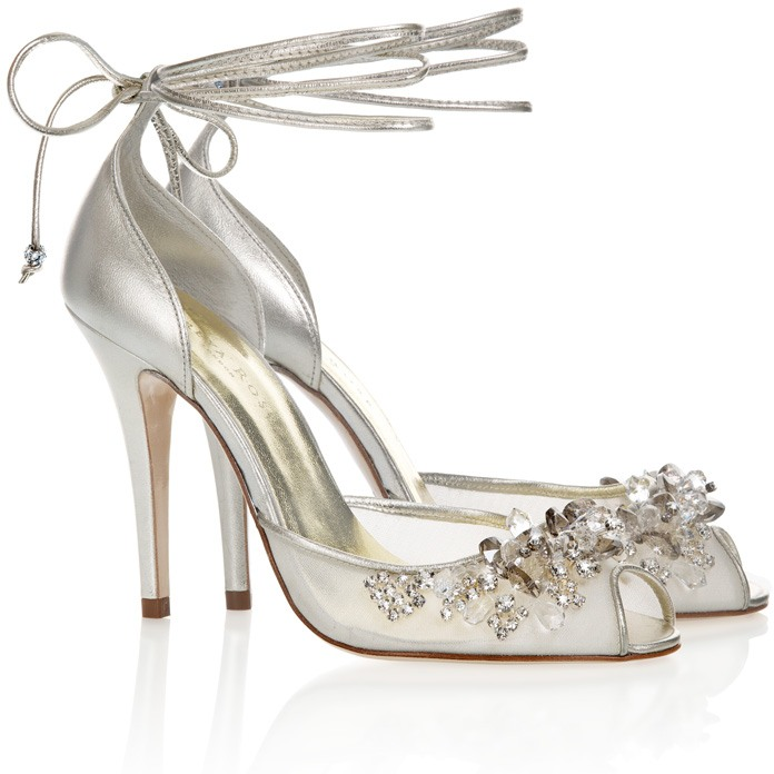 f669f79936b9 Best foot forward – our pick of new season bridal shoes