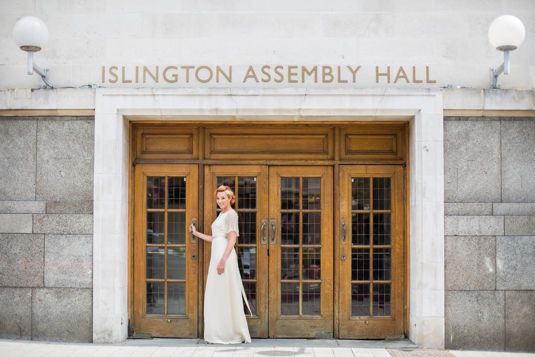 Venue spotlight: Celebrate in style at Art Deco landmark Islington Assembly Hall