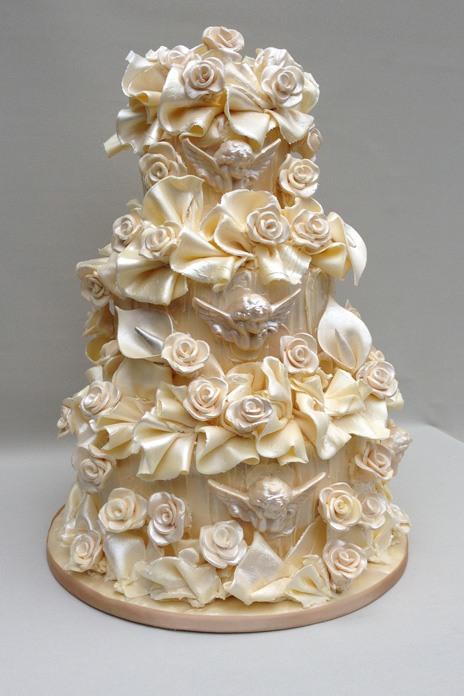 London Designer Wedding Cakes