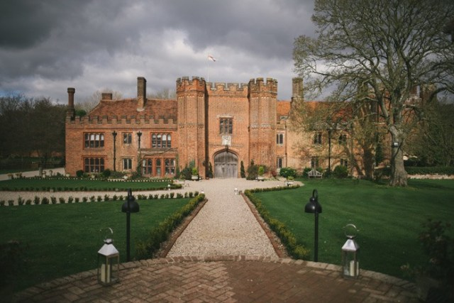 Venue spotlight: Celebrate your wedding in grand country style at Leez Priory