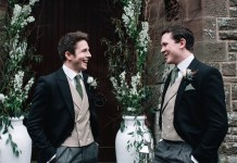 Grooms' fashion: Savile Row style to hire or buy at Yardsmen
