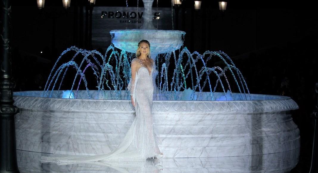15 fabulous new-season gowns from Barcelona Bridal Fashion Week