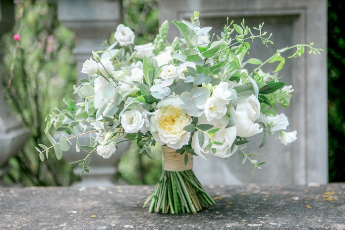 Glamorous bouquet ideas from Amie Bone