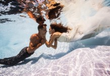 Say your vows underwater at Balinese resort Alila Manggis