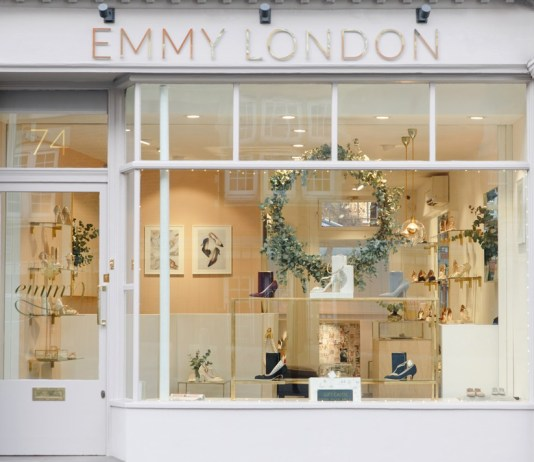 Emmy London hosts first ever sample sale at the Chelsea flagship store