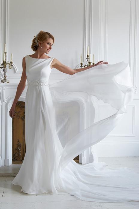 Style Maker Meet British Bridal Designer Joyce Young