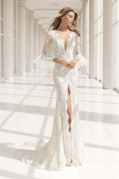 Bridal trend: Textured magic