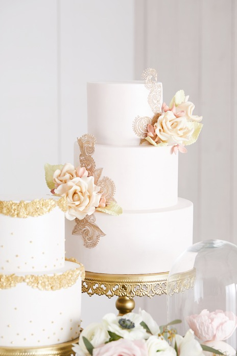 Fairytale sweetness for your wedding day from Ramla Khan
