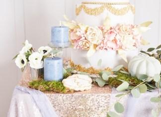 Fairytale Sweetness For Your Wedding Day From Cakemaker Ramla Khan
