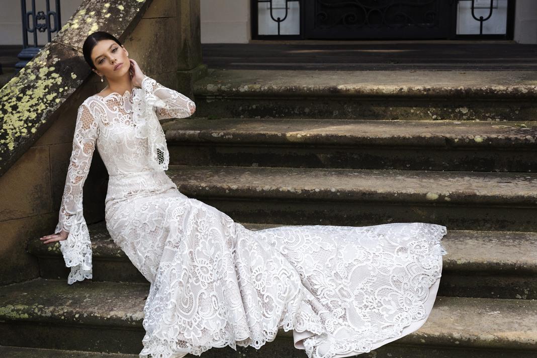 Bridal trend: Textured magic