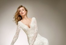 Bridal trend: Follow the curve with these form-enhancing wedding gowns