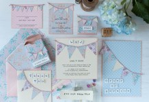 Wedding stationery: Party on!