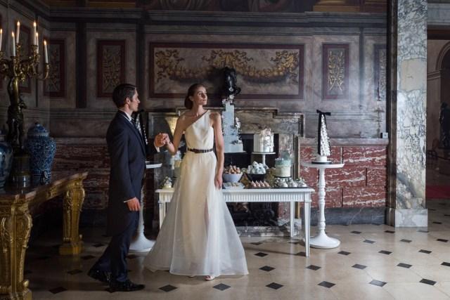 A palace celebration fit for a princess