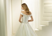Bridal trend: ballgown glamour for perfect wedding-day dressing