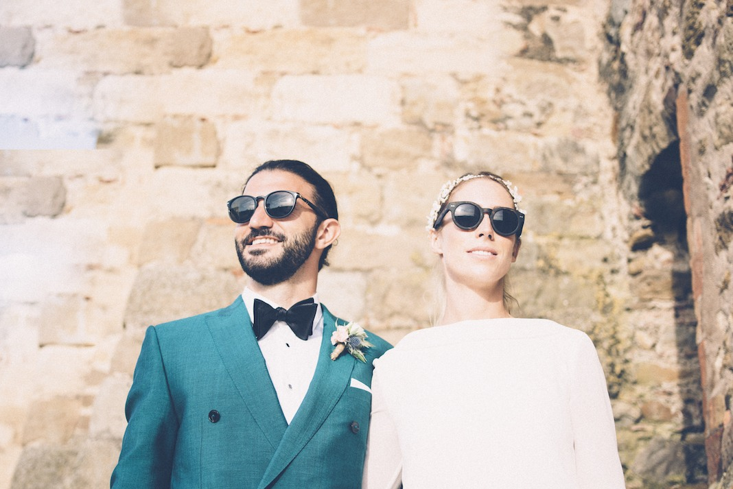 Real wedding: A dream Catalan celebration in Girona