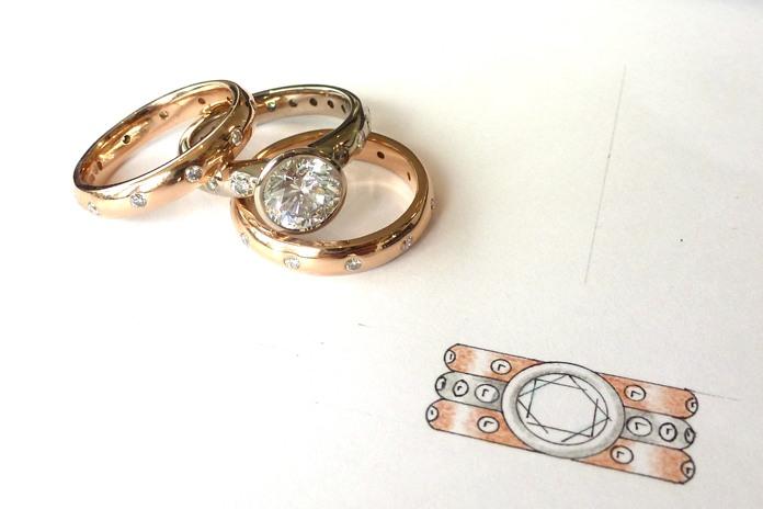 Something old, something new – remodelling heirloom jewellery
