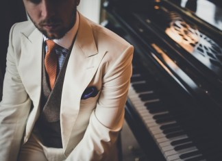 Well suited: four of the best for smart groomswear