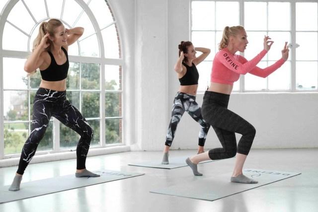 Bridal fitness: Broadway body