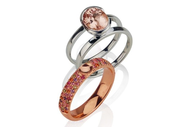 Ring me: Our pick of glamorous engagement and celebration rings