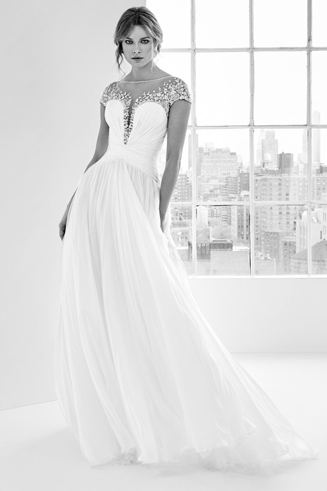 The Wedding Club pop-up sale – designer gowns for less with extra discount for Absolutely Weddings readers