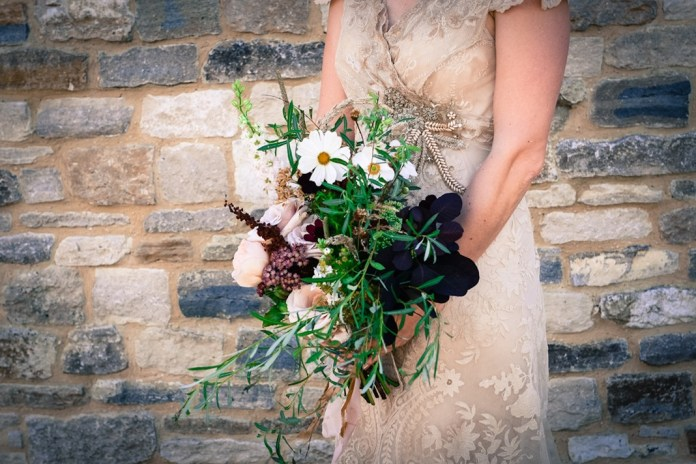 4 beautiful bouquet ideas from London's Hiding in the City Flowers
