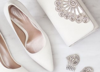Emmy London sample sale – bridal treasures in shoes, bags and accessories