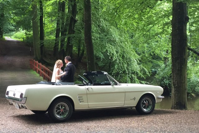 Expert answer: We'd like to hire a classic car for our wedding
