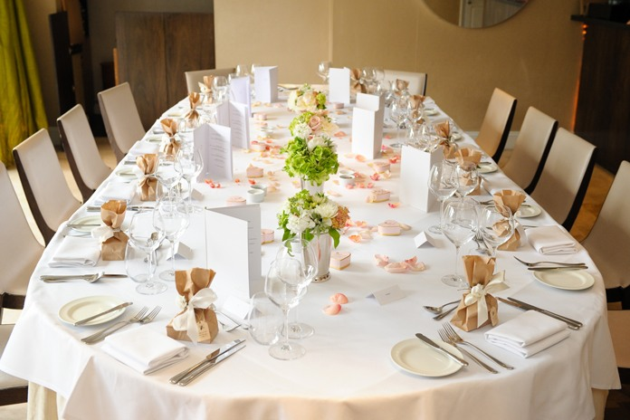 Join a wedding showcase at The Bingham on Sunday 7th October