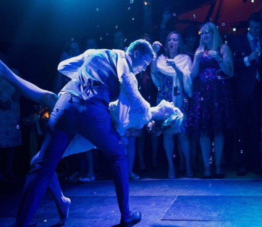 Expert answer: Help, we're terrified about our first dance!