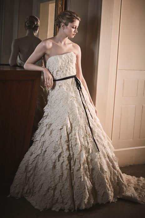 Bridal trend: Fabulous frills