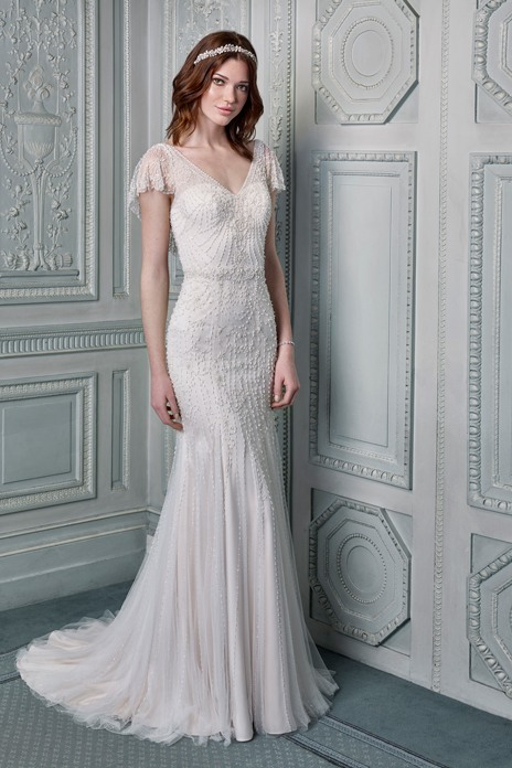 Bridal trend: Just add sparkle with these high-glamour wedding gowns